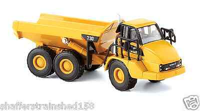 Norscot 55130 Caterpillar 730 Articulated Truck HO Scale MIB