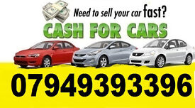 We will buy any car, anywhere, in any condition!