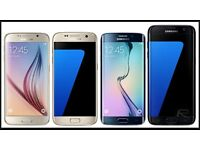 << WANTED! Samsung Galaxy S6 / S7 , S6 Edge/ S7 Edge/ S8 / S8 Plus Wanted - INSTANT CASH GIVEN >>