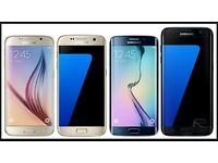 Samsung S6 / S7 and S6 Edge/ S7 Edge Wanted - INSTANT CASH GIVEN