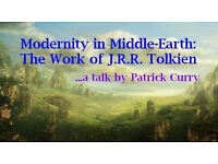 Modernity in Middle-Earth: The Work of J.R.R. Tolkien – a talk by Patrick Curry