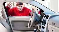 Locked OUT of CAR ? We can help ! No damage ! AVLB 24/7