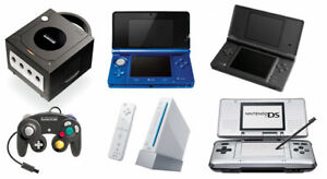 QUICK CASH FOR OLD VIDEO GAMES \ CONSOLES! ANY CONDITION!