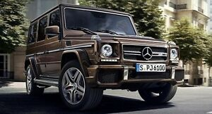 Looking for a Mercedes G class