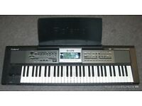 Roland e_09 keyboard piano synthesiser