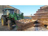 Air Dried Logs Bagged or Tipper Perth &Kinross & Fife
