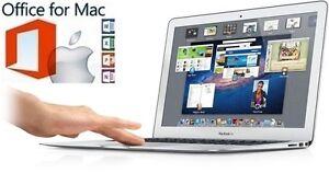 ★MacBook Air 13_Core i5 \/ A-1 Cond. /\ Microsoft Off. MAC★