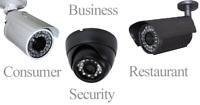 HD Security System~Cameras IP1080/720p•3/4/5mp Pro-Installation*