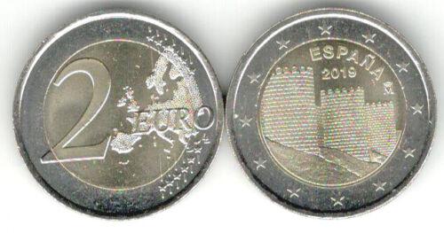 2 Euro Gedenkmünze 2019 Spanien Avila
