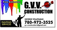 GVV CONSTRUCTION PAINTING SERVICES