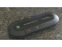 Supertooth Buddy Handsfree Bluetooth Car Speakerphone Car-Kit & Clip