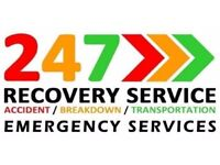 VEHICLE RECOVERY & TRANSPORTATION SERVICE