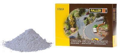 Faller 170654 Geländebau-spachtelmasse Gray 17.6oz 2.2lbs=1620 Euro