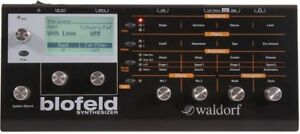 Waldorf Blofeld Synthesizer Module (Black)