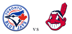 Jays vs Indians - 2 Tickets - ALCS Game 4 - Row 5 s.243R London Ontario image 1