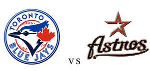 Astros vs Blue Jays Thurs July 6th Great Seats 3RD Baseline
