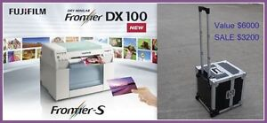BRAND NEW FujiFilm DX100 Event Printer/Minilab
