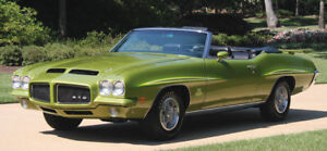 Looking for 1968-1972 GTO