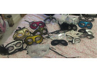 Masquerade masks bulk 20 different styles