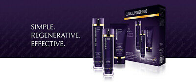 New/Sealed CLINICAL POWER TRIO - Fragrance Free !