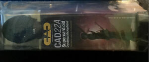 CAD 22A Vocal Microphone (brand-new)