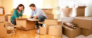 LAST MINUTE MOVERS  (ANYSIZE TRUCK + MOVERS) 416-889-6559