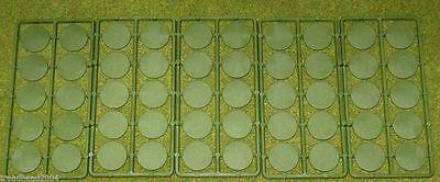 WARGAMING WAR GAMES RENEDRA 25mm ROUND BASES Pack