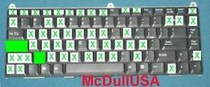 Sony-VAIO-PCG-K45-K13-KEYBOARDS-INDIVIDUL-KEY-ONE-KEY-ONLY