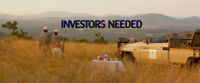 LOOKING FOR AN INVESTOR IN SOUTH AFRICAN GAME FARM AND LODGE.