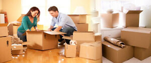 LAST MINUTE MOVERS (2-3 MEN AND TRUCK) CALL 416-889-6559