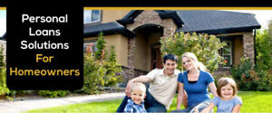Personal Loans For Home Owners