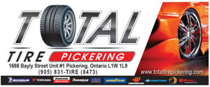 """CLEARANCE! Last Pairs of 18""""-20"""" Winter Tires in stock"""