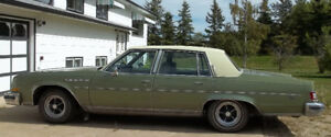 1979 Buick Park Avenue Sedan for sale and it comes with a parts