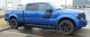 2014 FORD F150 FX4 V-8 5.0 L/Maint Pkg/Ext Warranty