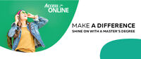 Access Online Master Event, April 25th