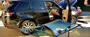 Auto glass repairs & replacement