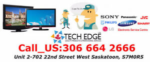**Quality Repair Service for LED/LCD/Plasma TV @ Techedge**