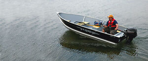 Not using your Small Aluminum Fishing Boat? Will you Rent?