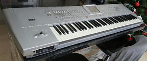 Korg Pa1X Pro Elite 76 Notes Arrangeur Workstation