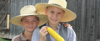 Lang Pioneer Village Museum's Harvest Day Corn Roast