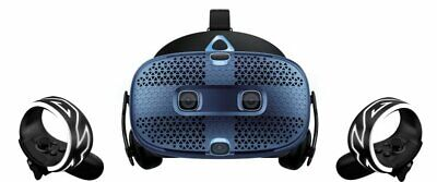 HTC Vive Cosmos VR Virtual Reality Headset  2 Mths Free Viveport Subscription