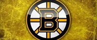 Looking for Boston Bruins stuff