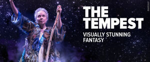 Tickets for Sale Stratford Festival - Tempest (Shakespeare)