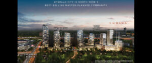New Lumina Condo Located at Don Mills and Sheppard in North York