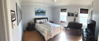 3 bed room with large private terrace by Lachine Water front