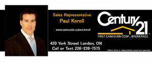 New London Homes for under $200k. 5 new this week! London Ontario image 4