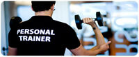 Personal Trainer for any activities