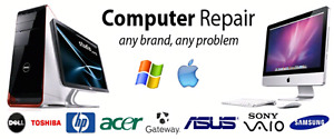 Computer's,  tablets, iPad,  and cellphones repair