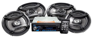 Brand New Pioneer Stereo and Speaker system