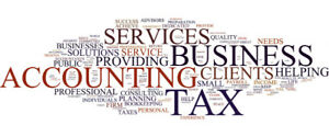 Corporate, personal income tax and bookkeeping